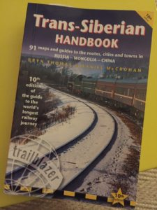 Trans-Siberian Handbook (10th Edition) by Bryn Thomas and Daniel McCrohan